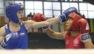 मुक्केबाजी: मीना कोलोन में जीता स्वर्ण, प्विलाओ और साक्षी को रजत