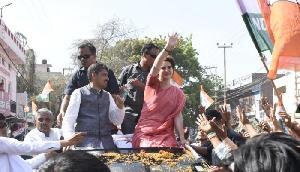 असम के सिलचर में रोड़ शो करेंगी प्रियंका, सुष्मिता देव के लिए मांगेंगी वोट