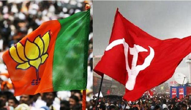वाम दल, कांग्रेस ने त्रिपुरा में धांधली का आरोप लगाया