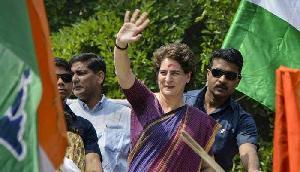 प्रियंका गांधी ने कहा - संविधान को खत्म करने की कोशिश कर रही है भाजपा