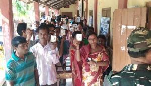 Election 2019: असम में 80 प्रतिशत से अधिक मतदान