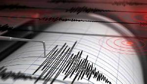 कई राज्यों में भूकंप के झटके, इतनी रही तीव्रता