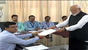 प्रधानमंत्री ने वाराणसी से भरा नामांकन, पूर्वोत्तर के दिग्गज नेता भी रहे मौजूद