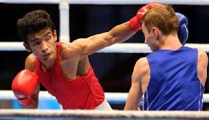 शिव थापा का अभियान थमा, भारत के छह मुक्केबाज फाइनल में