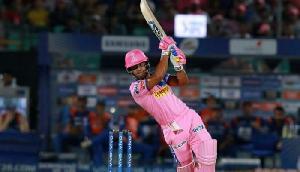 IPL: रियान पराग की अर्धशतक की बदौलत राजस्थान ने बनाए 115 रन