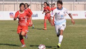 महिला फुटबॉल: बाला देवी की हैट्रिक से मणिपुर सेमीफाइनल में