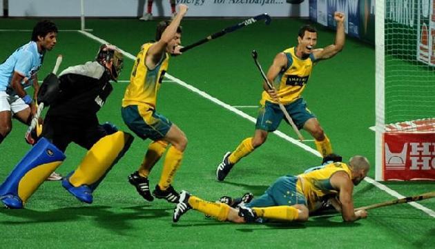 हॉकी: भारत को आस्ट्रेलिया ने 5-2 से हराया