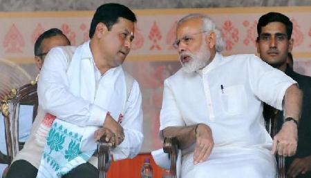 लोकसभा चुनाव 2019ः पूर्वोत्तर में मोदी की लहर, NDA बंपर जीत की ओर, कांग्रेस रेस में पिछड़ी