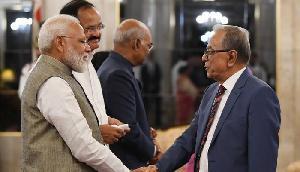 पीएम मोदी से मिला इस देश का राष्ट्रपति, रखी ऐसी मांग