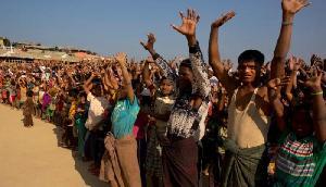 मणिपुरी महिला से रचाई शादी, फर्जी आधारकार्ड के साथ 9 रोहिंग्या गिरफ्तार