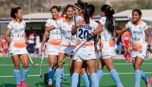 भारतीय महिला हॉकी टीम ने स्काटलैंड को 2-1 से हराया, फाइनल में बनाई जगह