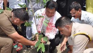 इस मुख्यमंत्री ने दिया हर व्यक्ति को 10 पेड़ लगाने का लक्ष्य, जानिए क्यों