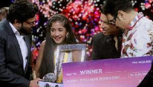 नागपुर की सुगंधा दाते ने जीता 'सारेगामापा' लिटिल चैंप्स' का खिताब