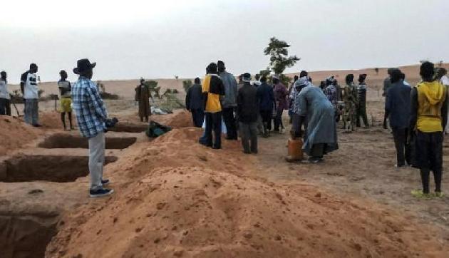 आधी रात को इस गांव में हुआ मौत का तांडव, 100 लोगों को एक साथ मौत के घाट उतारा