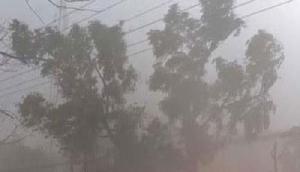 कई राज्यों में 40-50 किमी प्रति घंटे की गति से हवा के साथ भयंकर बारिश का अनुमान