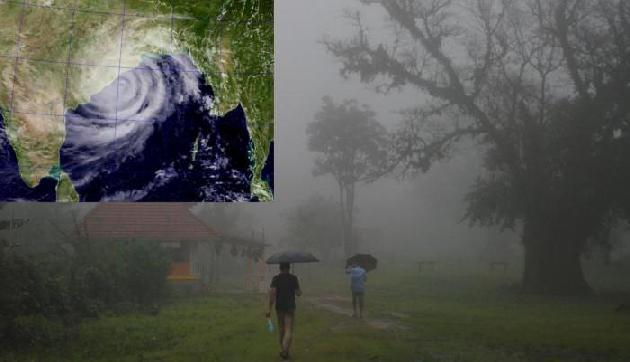 अब बंगाल की खाड़ी में उठा तूफान! अगले 3 से 4 दिन होगी भयंकर बारिश