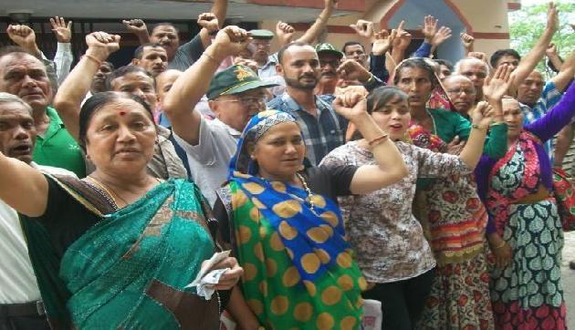 असम राइफल्स के पूर्व जवानों ने खोला सरकार के खिलाफ मोर्चा, जानिए क्यों
