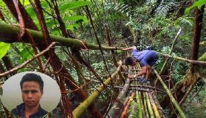 23 साल के युवा ने उठाया टूटते पुलों को बचाने का बीड़ा, करता है ऐसे-ऐसे काम