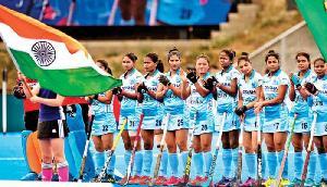 महिला हॉकी: भारत ने ओलंपिक क्वालीफायर्स में जगह पक्की की