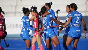 हॉकी: भारतीय महिला टीम ने जापान को हराकर जीती FIH सीरीज