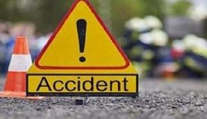मणिपुर में सडक़ हादसे में तीन लोगों की मौत, चार घायल