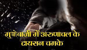 सब जूनियर मुक्केबाजी: दिल्ली के करण, अरुणाचल के टायसन चमके