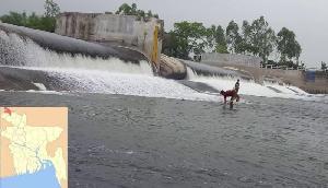 बांग्लादेश ने भारत को दिखाई लाल आंखें, सिक्किम से आने वाली नदी का पानी रोका