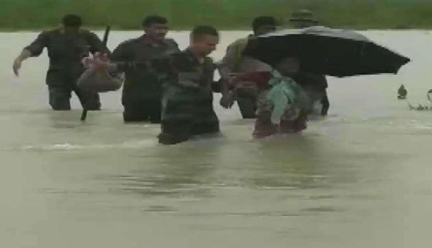 बीजेपी के इस राज्य में सेना ने संभाला मोर्चा, कर रही है ऐसा बड़ा काम