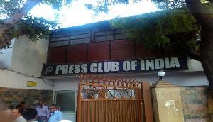 प्रेस क्लब में आयोजित की गई महत्वपूर्ण सभा, लिया गया ये फैसला