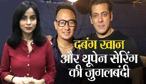 दबंग खान का Video हो गया है Viral, जानिए क्या है इसमें खास