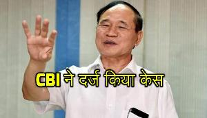 इस पूर्व मुख्यमंत्री पर गिरी गाज, CBI ने दर्ज किया केस