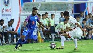 फुटबॉल: कोरिया से शर्मनाक शिकस्त झेल भारत लगभग बाहर