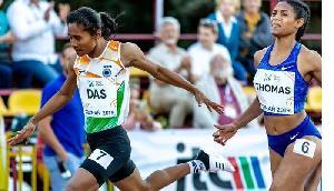 भारत की बेटी हिमा दास ने किया कमाल, मात्र 11 दिन में जीते 3 गोल्ड मेडल