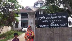 एनआरसी का अंतिम प्रकाशन होने के बाद तुरंत नहीं स्थापित होंगे एक हजार विदेशी न्यायाधिकरण