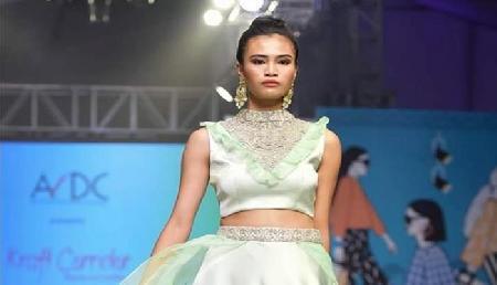 असम की सुंदरी सुनी ने जीता लैक्मे फैशन वीक Audition, विंटर फेस्टिवल में दिखेगा जलवा