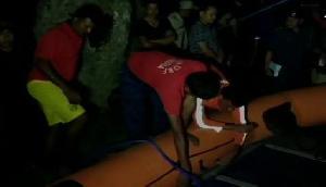 मणिपुरः इंफाल नदी में दो बच्चे डूबे, एक शव बरामद