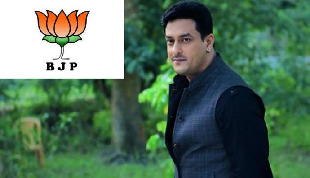 असम में और मजबूत हुई भाजपा, अभिनेता रवि शर्मा पार्टी में हुए शामिल