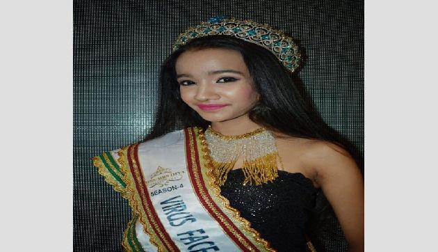 असम की Priyanka Anchalia का धमाका, जीता टीन दिवा ऑफ इंडिया ग्लोब 2019 का खिताब