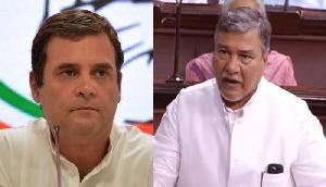 धारा 370 पर कांग्रेस को तगड़ा झटका देने वाले नेता ने कहा-'आत्महत्या कर रही है कांग्रेस'