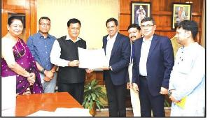इस कंपनी ने मुख्यमंत्री बाढ़ राहत कोष में एक करोड़ रुपए दी, पढ़िए पूरी खबर