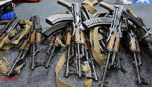 हथियारों की तस्करी का अड्डा बन रहा ये राज्य, मिले खतरनाक हथियार