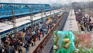 इस रेलवे स्टेशन को दी बम से उड़ाने की धमकी, सुरक्षा एजेंसियों को मिले दो संदिग्ध बैग