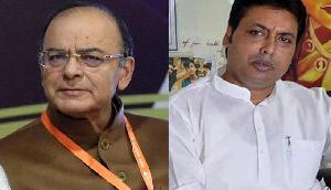 मुख्यमंत्री बिप्लब देब ने अरुण जेटली के निधन पर जताया शोक
