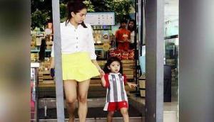 जब छोटी स्कर्ट पहनने पर ट्रोल हुईं मीरा राजपूत, लोगों ने किए ऐसे कमेंट्स