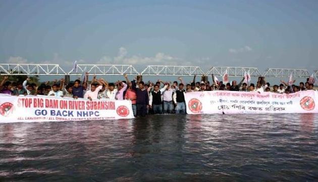 भाजपा शासित राज्य में खड़ा हुआ आंदोलन, बिजली प्रोजेक्ट पर रोक की उठाई मांग