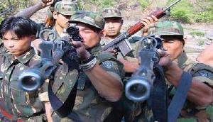 पड़ौसी देश से ट्रेंड होकर भारत आए कट्टर उग्रवादी, हथियारों समेत पकड़े गए