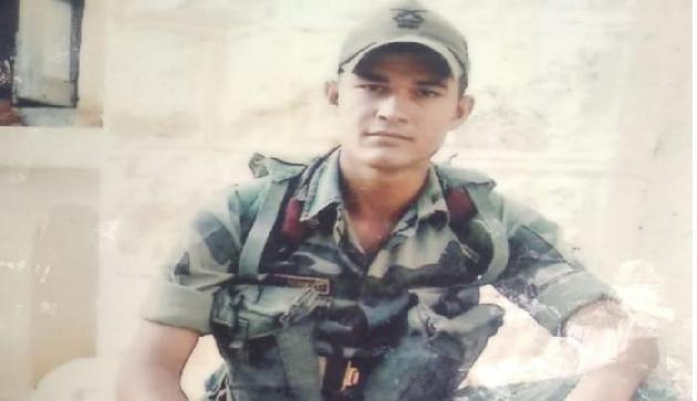 सेना के जवान की मौत, जानिए पूरी खबर