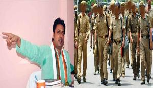 भाजपा सरकार का भ्रष्टाचारियों पर टूटा कहर, एक ही झटके में सस्पेंड किए 73 पुलिसकर्मी