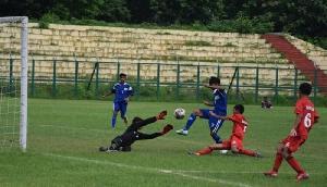 साई ने सिक्किम को 21 गोल से रौंदा