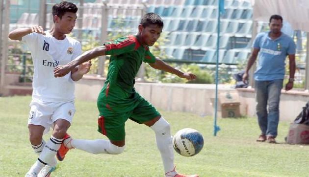 सुब्रतो अंडर-17: मणिपुर स्कूल ने अरुणाचल स्कूल को 8-1 से रौंदा